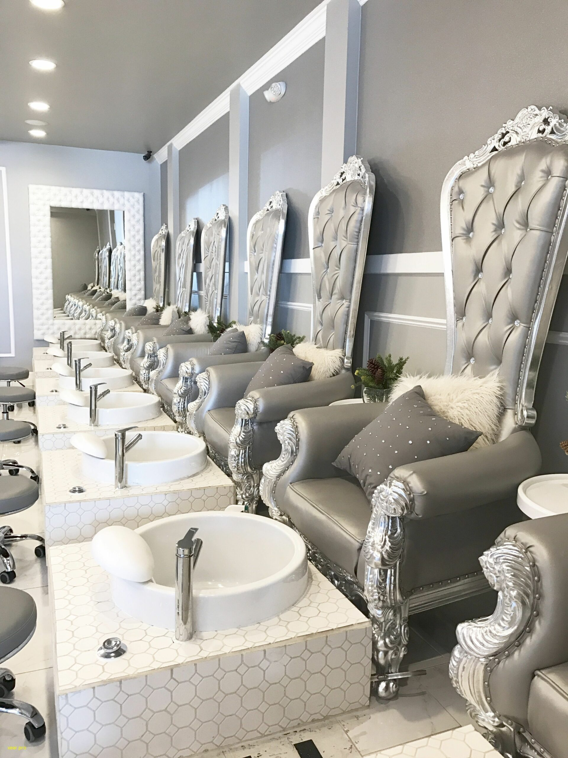 Hair And Nail Salon Pictures