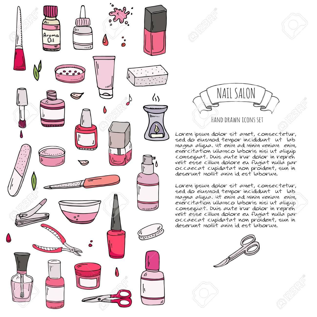 Nail Salon Hand Lotion