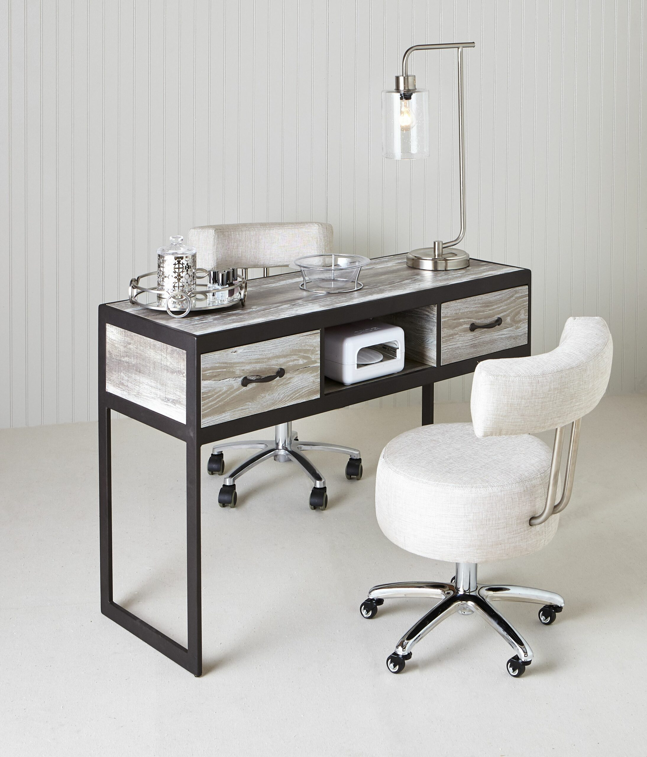 Nail Salon Table Design
