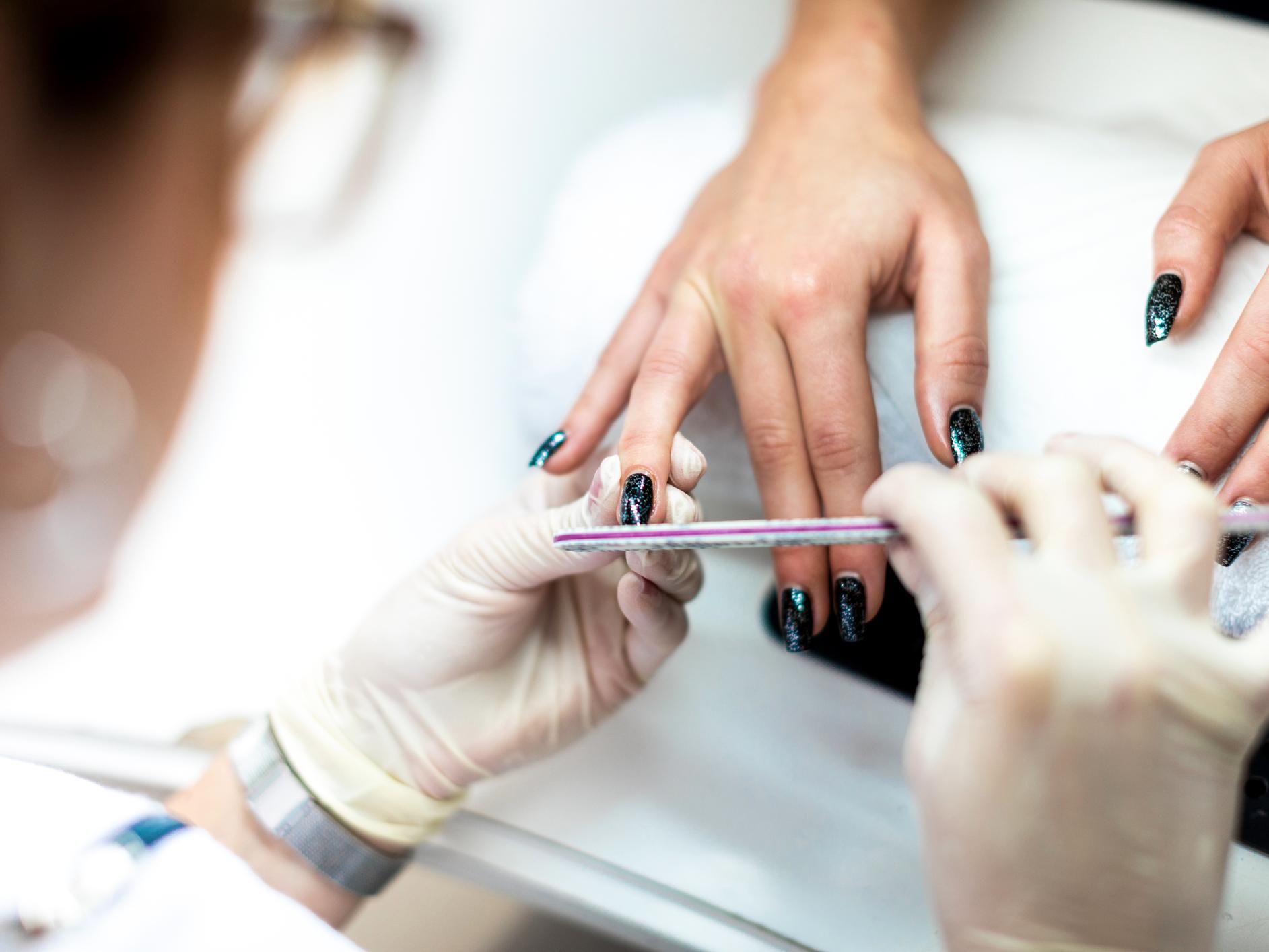 Nail Salon Worker Tests Positive For Coronavirus